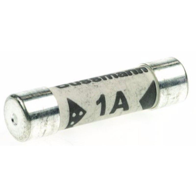 Cooper Bussmann BS1362 Electric Mains UK 3 Pin Plug Top