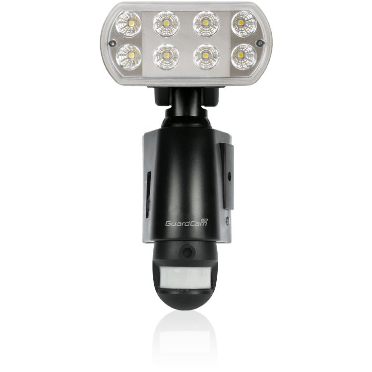 Flood Light Security Camera Simple ESP Guardcam LED Security Floodlight With CCTV Camera Electrical World