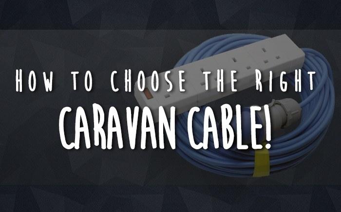 Choosing The Best Caravan Leads!