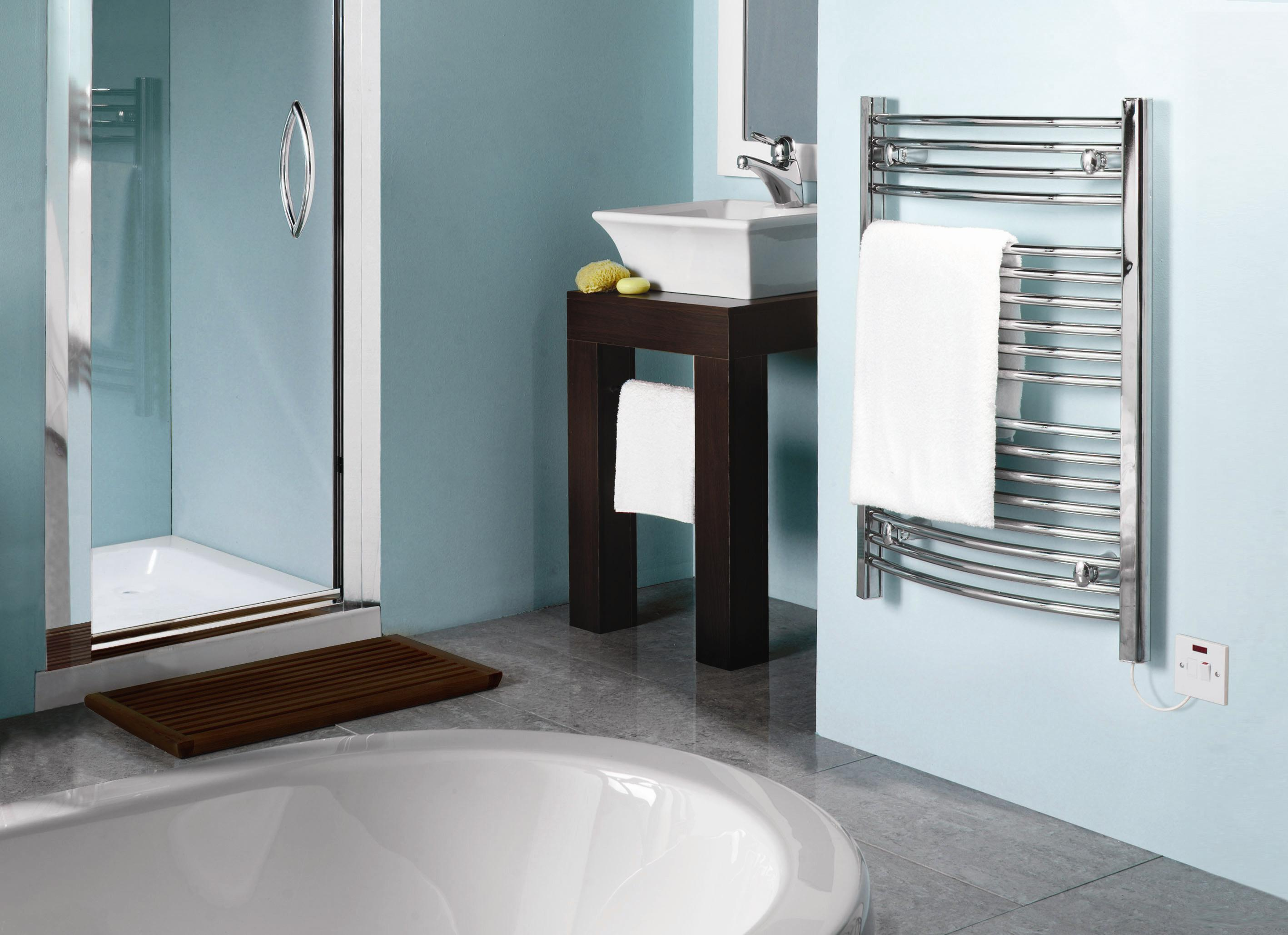 The best electric heating for your home for Heat bathroom