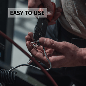 Easy To Use Connector Crimps